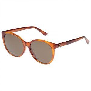 ❤️GUCCI💛NEW💛safflower sunglasses in brown